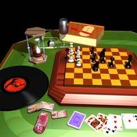 Tavolo da gioco 2 cover
