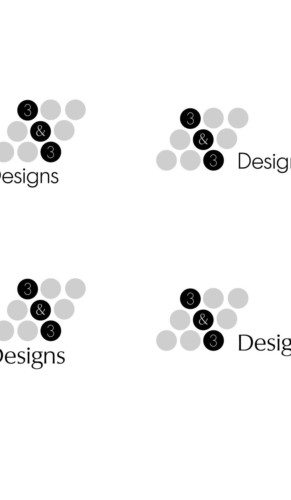 3and3designs show