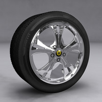 Tyre render final cover