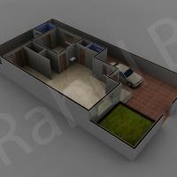 Floor plan cover