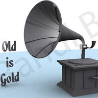 Oldis gold cover