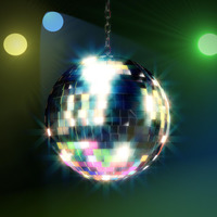 Mirrorball cover