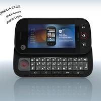 Motorola cliq 1015 cover