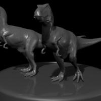T rex cover