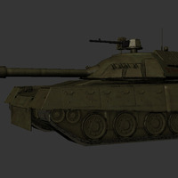 Tankmodel cover
