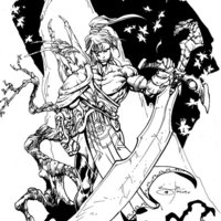 Barbarian by jimbrothers cover
