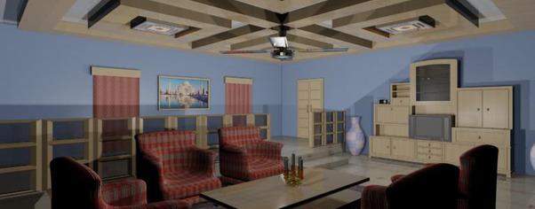 Indoor light shot copy wide