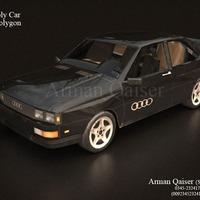 Audi quatro2 cover