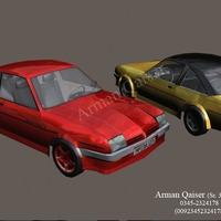 Opel manta2 cover