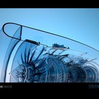 Hf120 3dglasssculpture cover