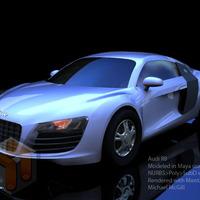 Audir8 cover