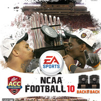 Ncaa 10 acc champ cover copy cover