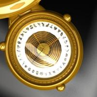 Goldencompass cover