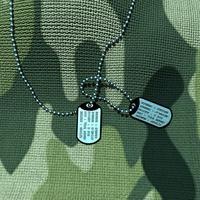 Dog tags image 2 cover