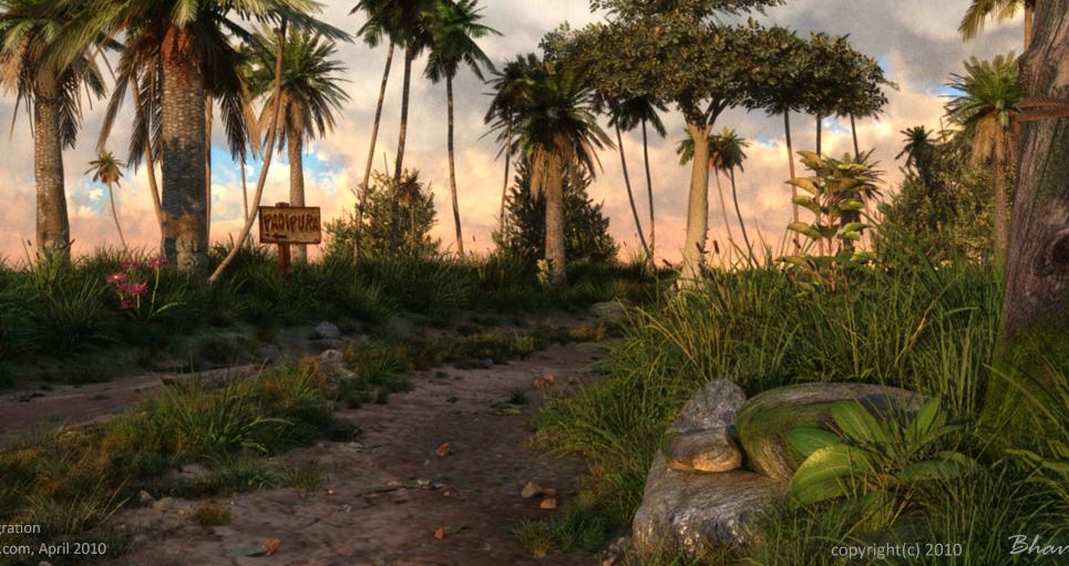 Vue maya integration show