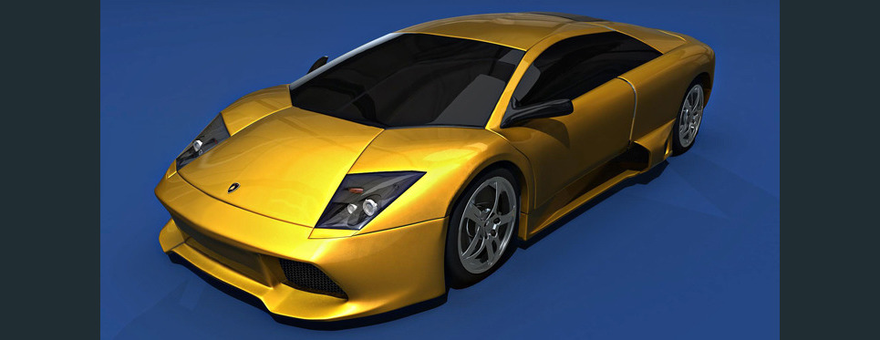 Lamborghini show