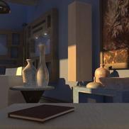 3d architectural render interior 1 small