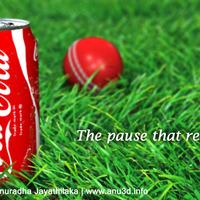 Coke cover
