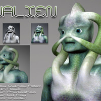 Aqualien page cover