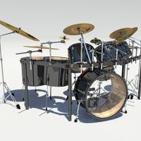 3d drum cover