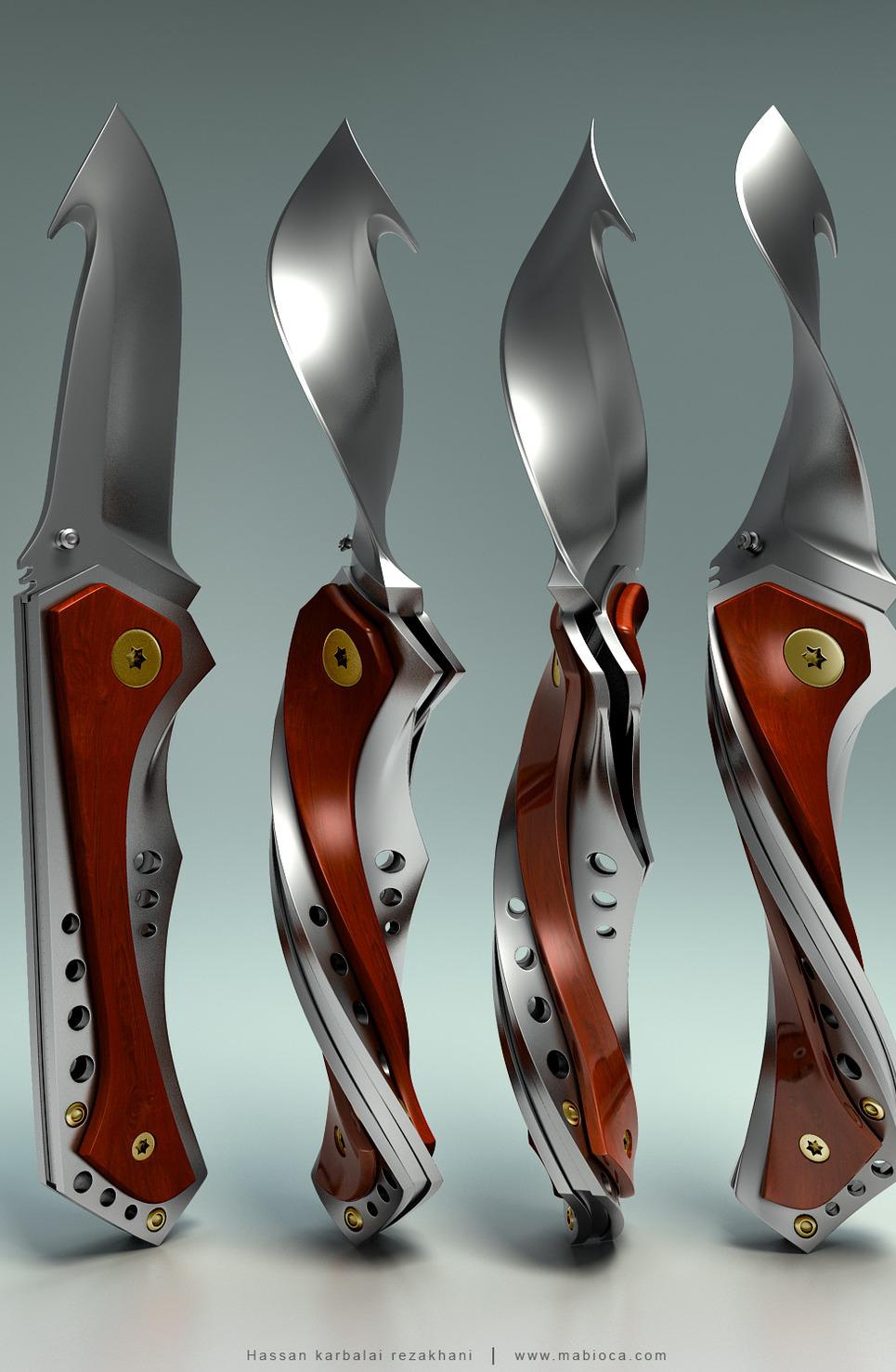 Knife92 show
