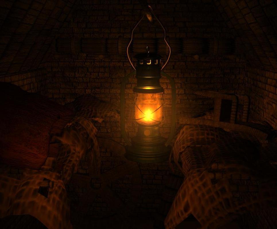 Finl lamp show