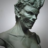Demon vamp sculpt cover