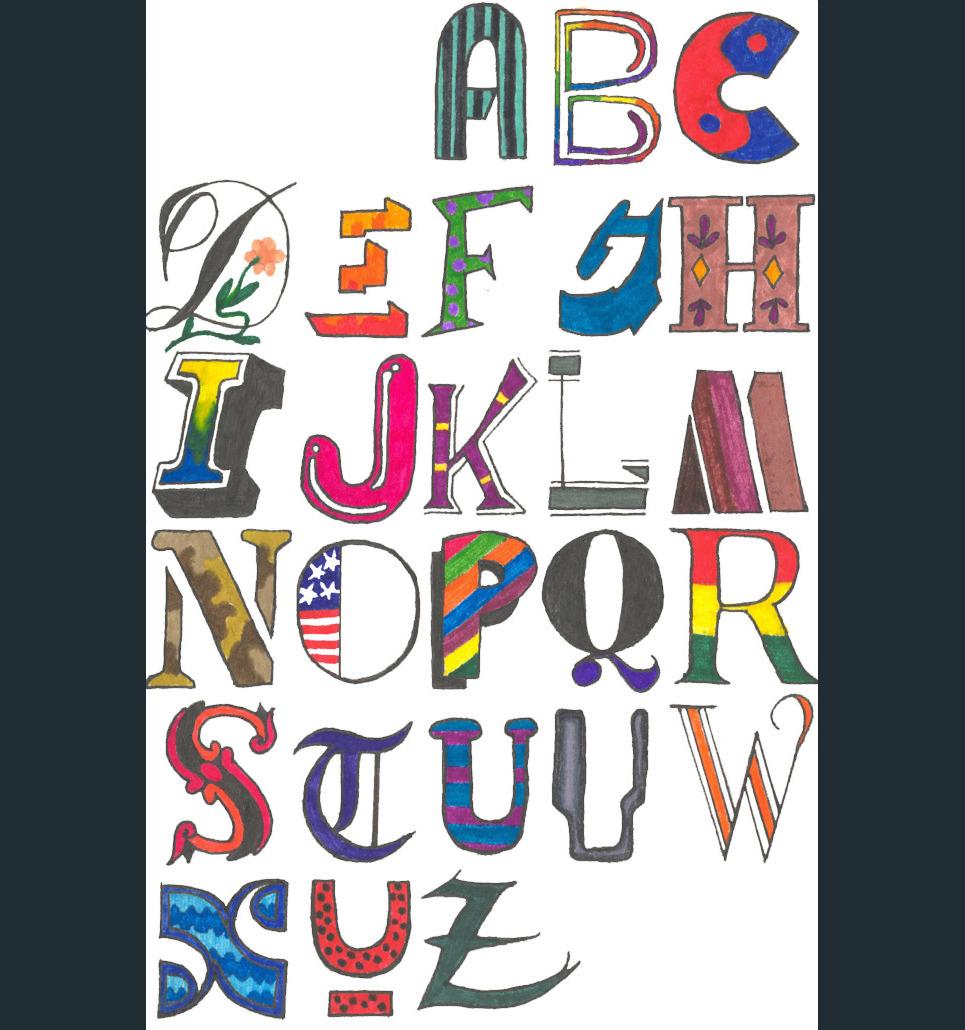 Alphabet city show