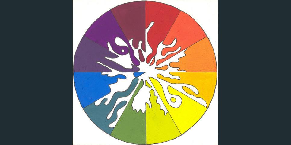 Color wheel show