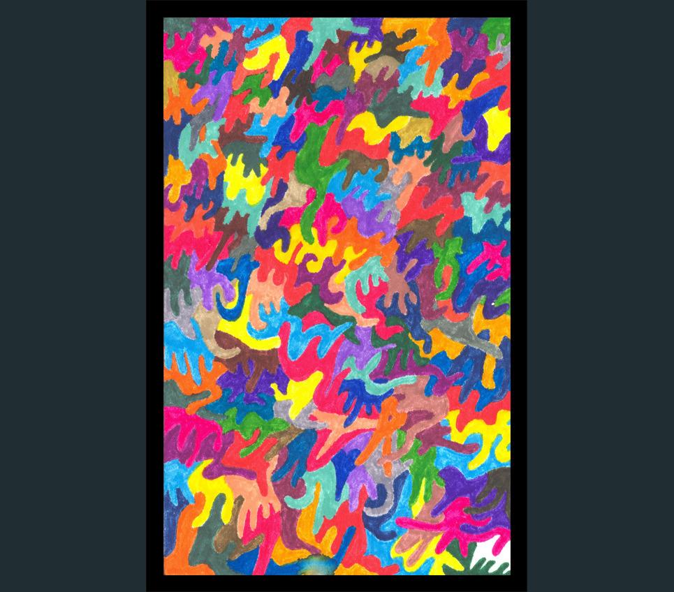 Liquid color show