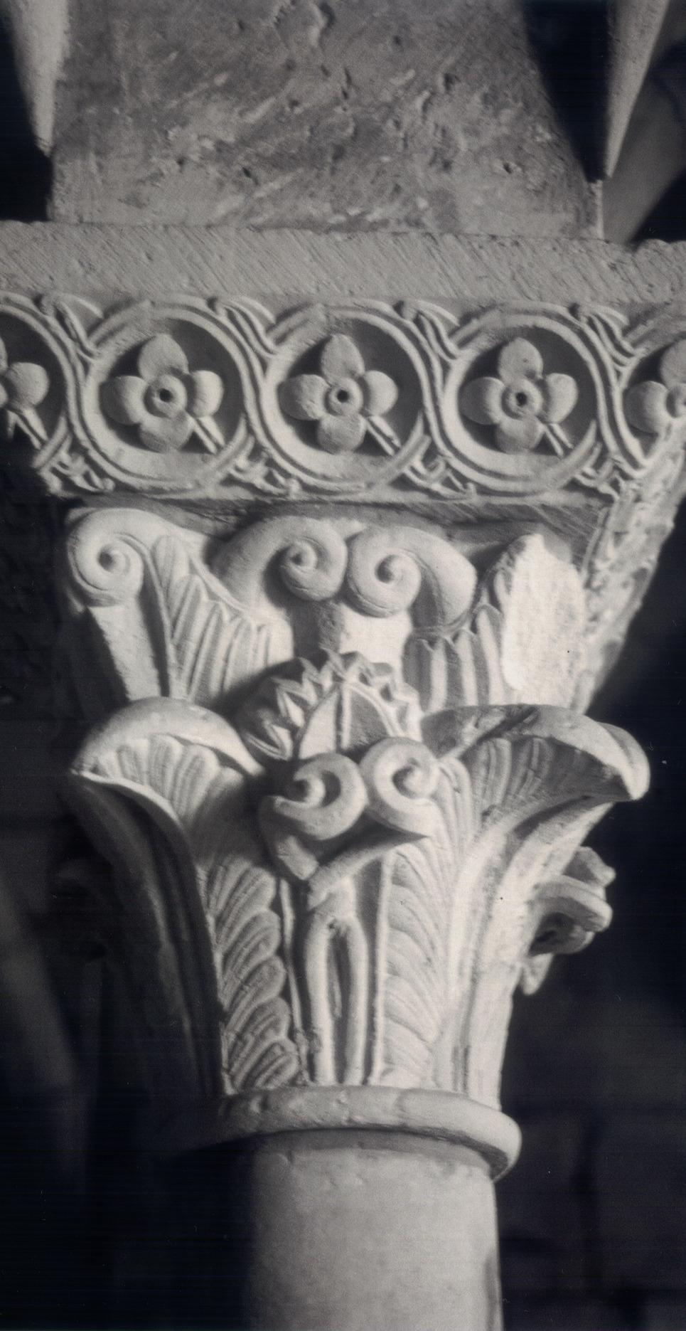 Pillar detail show