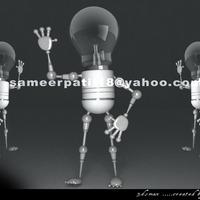 Bulb robo cover