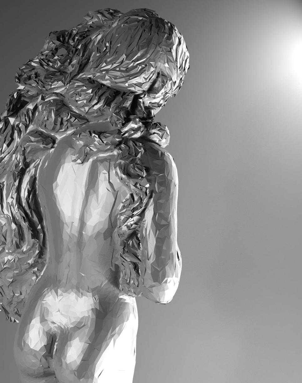 Venus cut look behind show
