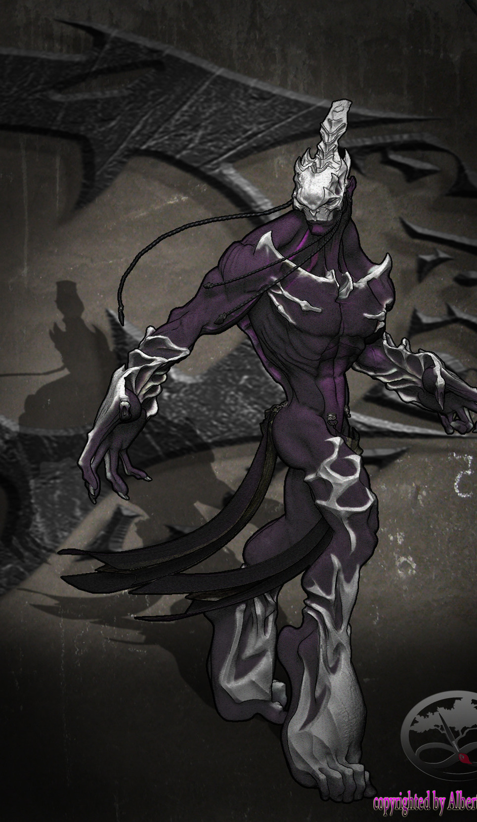 Wraith render2 show