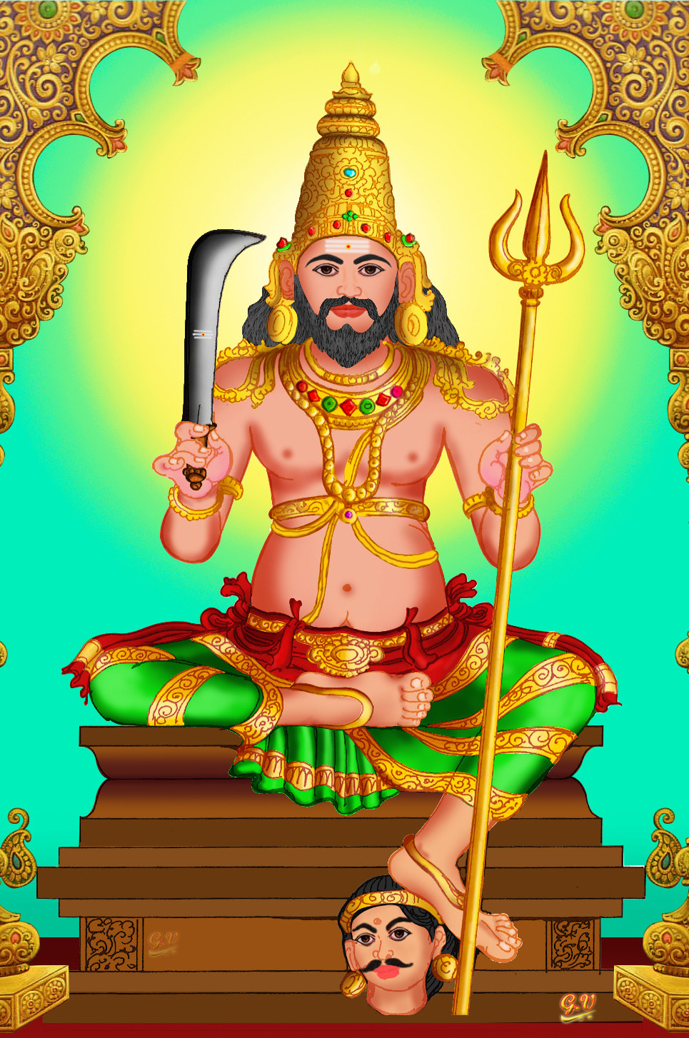 Sri muneeswaran 1 show