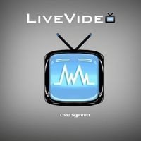 Livevideo logo concept   tv waveform on grey by chad syphrett cover