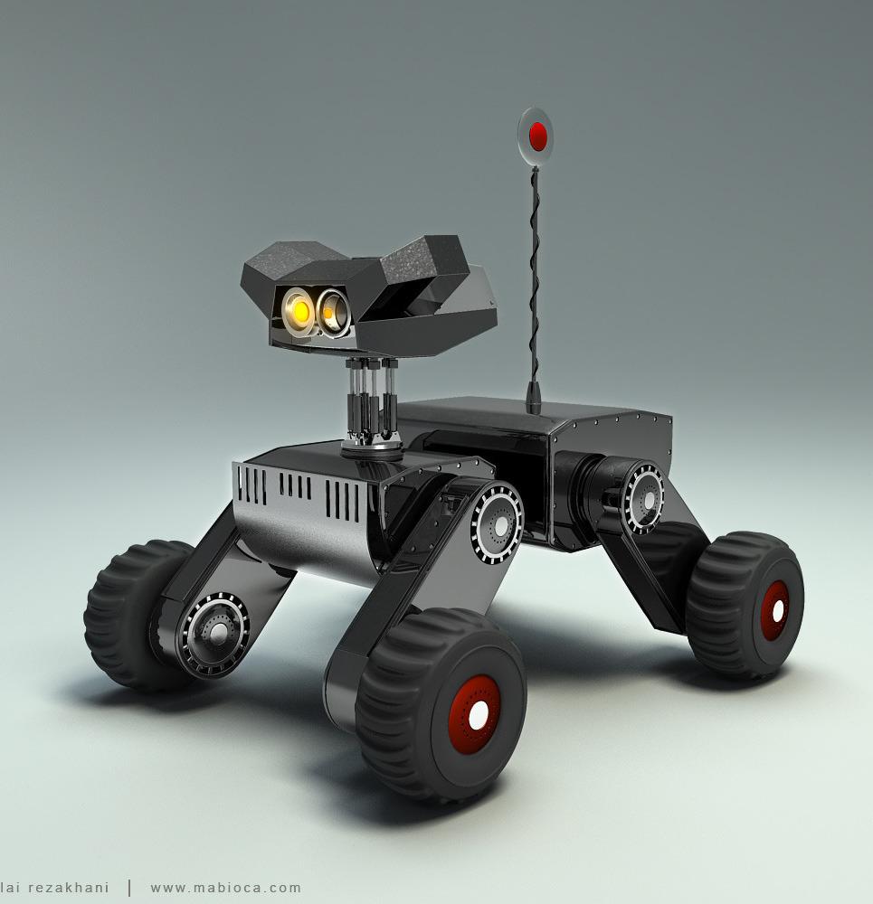 Robot 01 show