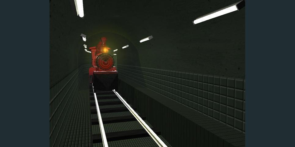 Tunnel show