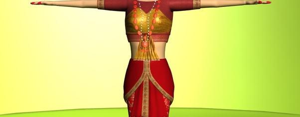 Classical dancer wide