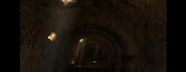 Cave light wide