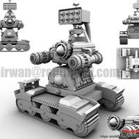 Concept tank cover