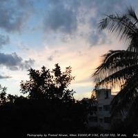 Sun set cover