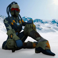 Scout insnowdesert cover