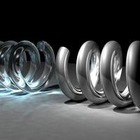 Glassmetal cover