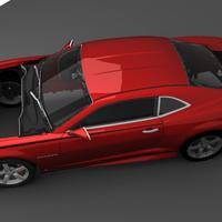 Open hood cover