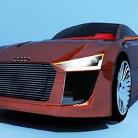 Audi concept1 cover