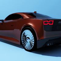 Audi concept2 cover