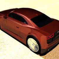 Audi concept3 cover