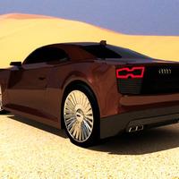 Audi concept5 cover