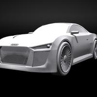 Audi concept6 cover